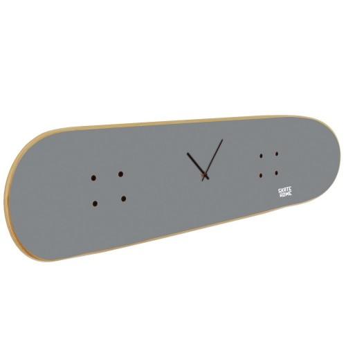 Gran guia de regalos para skaters con este reloj skate de pared