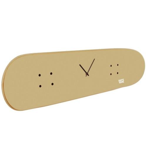 Cadeau skater garçon ou fille est cette horloge de skateboard