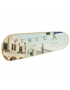Skate-Möbel, Wandkunst auf Skateboard Venice