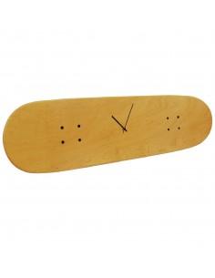Decoración temática de Skate para adolescentes con reloj de skate