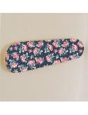 Skateboard reloj de pared - Rosas pequeñas - Regalo original skaters