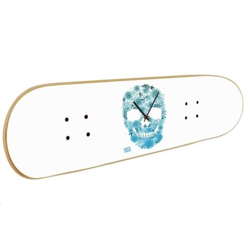 Reloj Skate Cráneo: ideas original de regalo para fanático skateboard