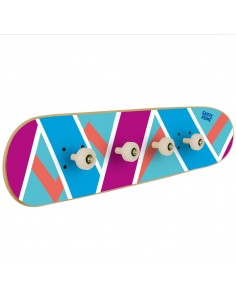 Spezieller Garderoben für Skateboarder