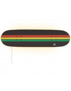 Regalo para los skaters fans de Bob Marley y la cultura Reggae