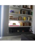 Lampe für Teenager-Schlafzimmer, Fan von Extremsportarten