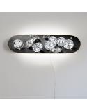 Geschenk für sehr luxuriöse Skater, Diamond Lampe