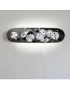 Cadeau pour les skaters très luxueux, lampe à diamant