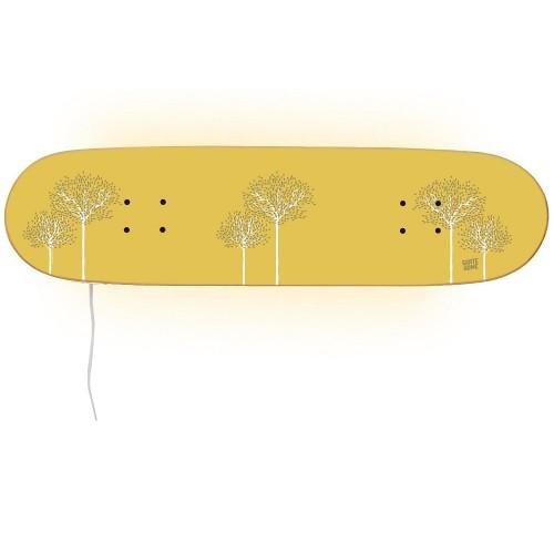 Skateboard Lamp: original gift for boys and girls skateboarders