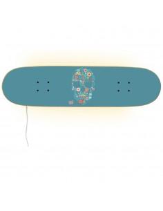 Möbel mit Skateboard perfektes Geschenk für Skater