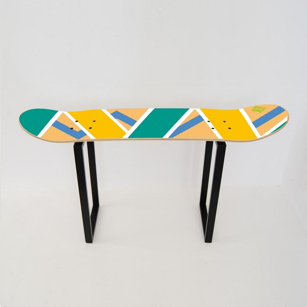 bank von skate skateboard m bel f r sport themen schlafzimmer. Black Bedroom Furniture Sets. Home Design Ideas