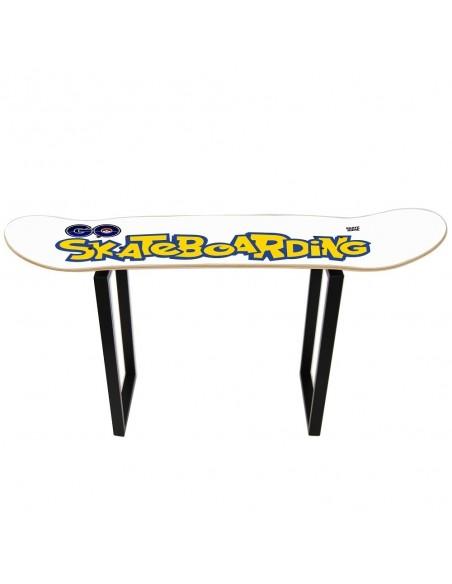 Pokemon Go Skateboarding - Skateboard Bench Shove It