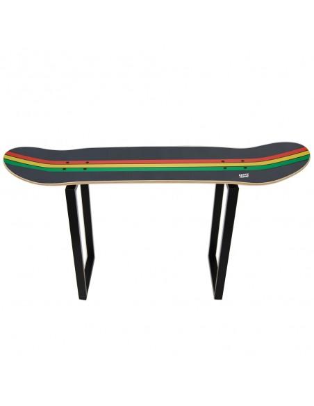 Skateboard Stool Shove It - Rasta Furniture