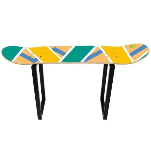 Bank von skate skateboard m bel f r sport themen schlafzimmer - Skateboard mobel ...