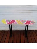 Banc Skate inspiré par le Hoverboard du film Retour vers le futur