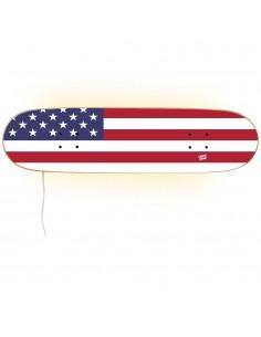 Lampe Skate inspirée des plages de Venice Beach