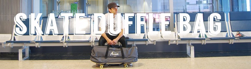 Skate Reisetasche Duffle Bag