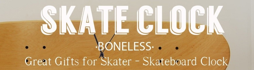 Skateboard  Relojes